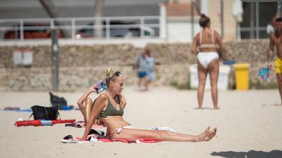 Baleares lideró la llegada de turistas internacionales en julio