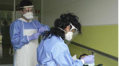 Bajan los hospitalizados en UCI y planta en Baleares