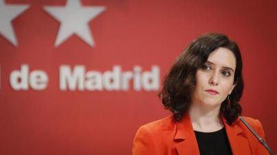 Ayuso elimina todos los impuestos propios de la Comunidad de Madrid