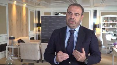 Escarrer: 'Habrá que esperar a 2022 para arañar cuota de mercado a otros destinos del Mediterráneo'