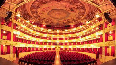El Teatre Principal lanza abonos con descuentos del 60 por ciento para menores de 30 años