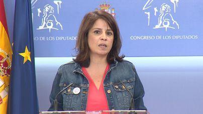 Héctor Gómez sustituirá a Adriana Lastra como portavoz del PSOE en el Congreso