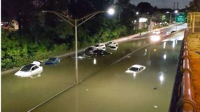 La tormenta Ida arrasa Nueva York y deja ya 44 muertos en EEUU