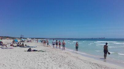 Temperaturas estables y cielos despejados este sábado en Baleares