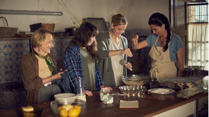La película 'Pan de limón con semillas de amapola', rodada en Mallorca, abrirá el Evolution Film Festival