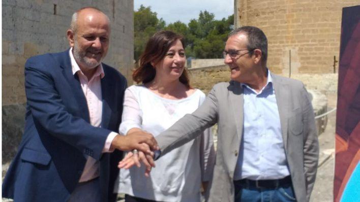 Més pretende retomar los 'Acords de Bellver' después del 'paréntesis' del Covid