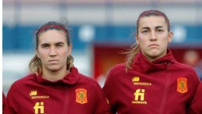 Mariona Caldentey y Patri Guijarro, convocadas por España para el inicio de la clasificación al Mundial