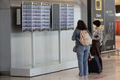 España, segundo país europeo con un mayor número de vuelos en las dos últimas semanas