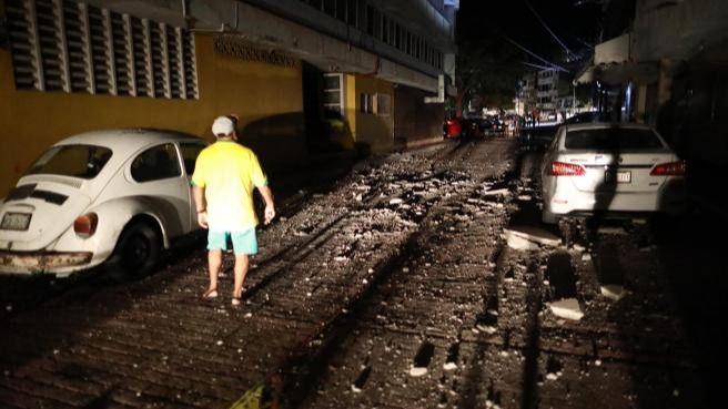 Un terremoto de 7,1 sacude el sur y centro de México dejando al menos un muerto