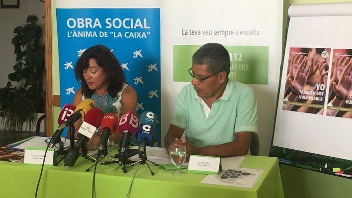 El Teléfono de la Esperanza en Baleares atiende 115 llamadas de suicidas en el primer semestre de este año