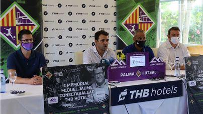 El Palma Futsal presenta el Memorial Miquel Jaume