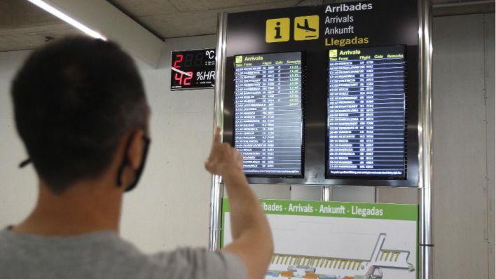 España ya ha recuperado el 70 por ciento de su capacidad aérea de 2019