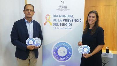 Los psicólogos de Baleares lanzan una campaña para sensibilizar sobre el suicidio