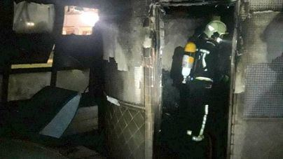Evacúan a 700 personas de un hotel en Platges de Muro por un incendio