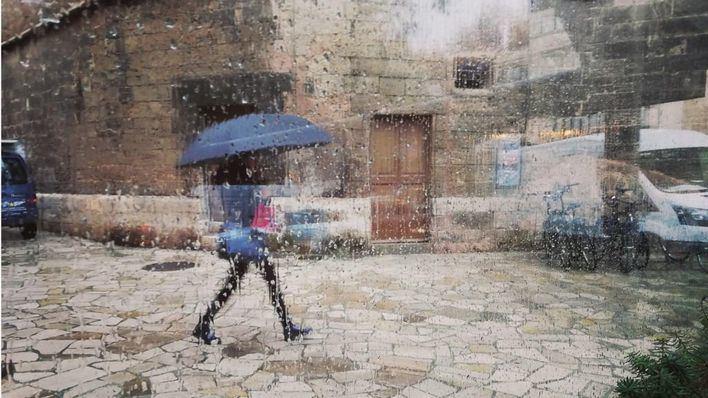 Mallorca, en riesgo este viernes por lluvias y tormentas