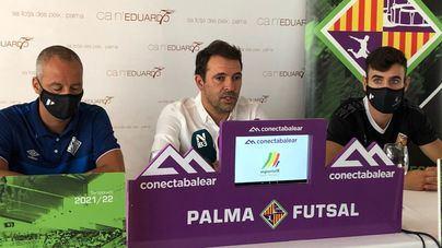 El Palma Futsal presenta su campaña de socios más emotiva