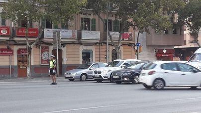 El centro de Palma cerrará al tráfico el próximo 22 de septiembre