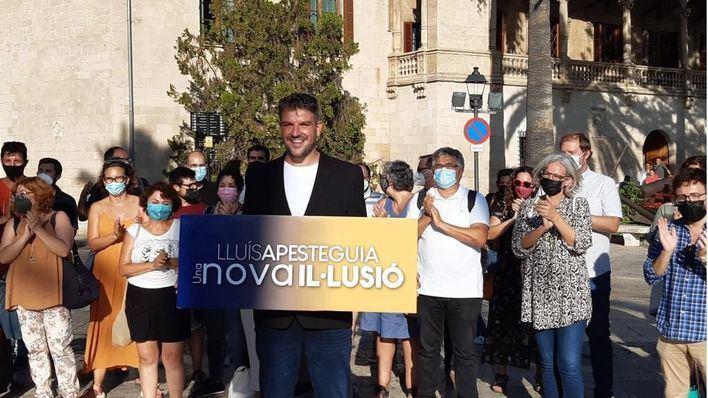 El alcalde de Deià, Lluis Apesteguia, se presenta a las primarias de Més