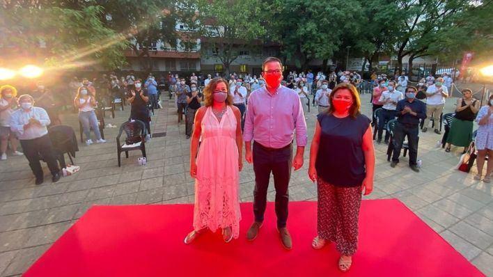 El PSOE celebra los dos años de gobierno socialista en Palma