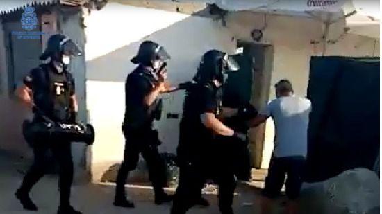 Dos arrestados en relación al robo de armas en trasteros de Palma