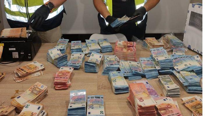 Desmantelada una banda que distribuía grandes cantidades de cocaína en Mallorca