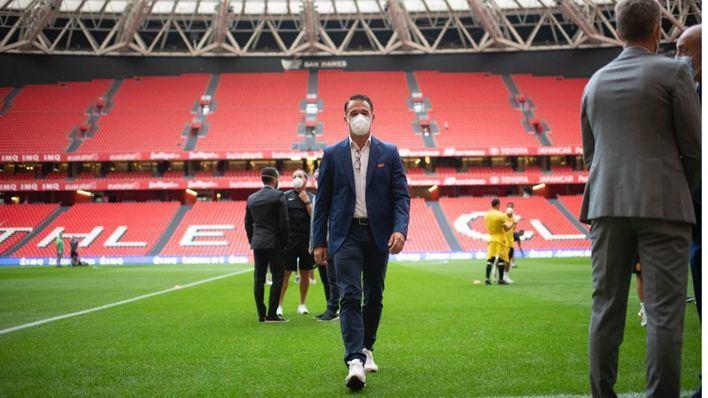 Luís García: 'En la segunda parte veía que el equipo podía ganar'