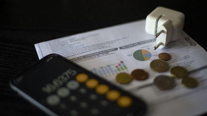 La electricidad es hoy un 257 por cien más cara que el mismo día en 2020