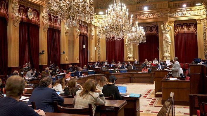 Armengol arranca el curso político ante el Parlament