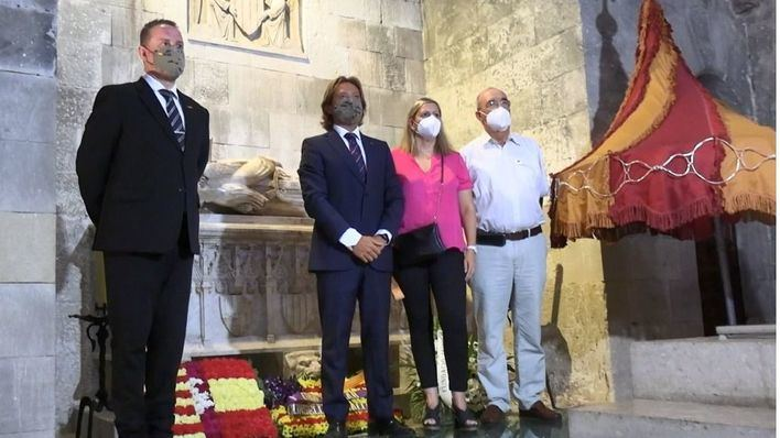 Vox reivindica el 12 de septiembre como 'verdadero Día de Mallorca'