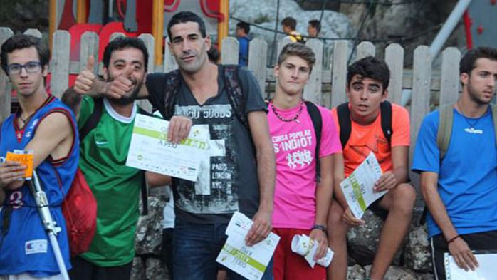 La 'Marxa des Güell a Lluc a peu' tendrá lugar este sábado con limitación de participantes