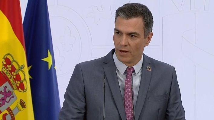 Sánchez encabeza la mesa de diálogo entre el Gobierno y la Generalitat
