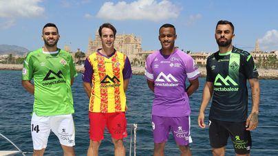 El Palma Futsal presenta sus equipaciones para esta temporada