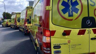 Convocada una huelga de ambulancias para el 5 de octubre