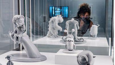 CaixaForum Palma exhibirá hasta enero dibujos y maquetas de Pixar