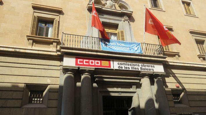 Comisiones Obreras plantea una huelga general de limpieza viaria en Baleares
