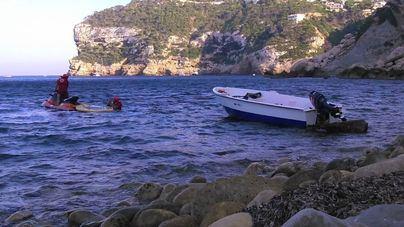Interceptada una nueva patera con 10 migrantes en Formentera