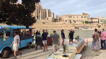 Mallorca, escenario de un programa de cocina en la principal televisión de Holanda