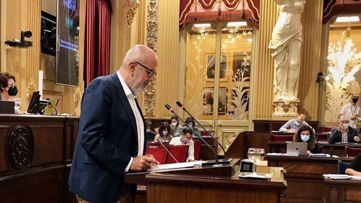 Més advierte a Armengol que 'es su obligación' exigir la Comisión Mixta para tratar el REB