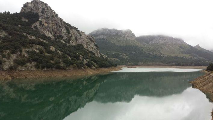 Las reservas hídricas de Baleares caen tres puntos en un mes, hasta el 46 por ciento