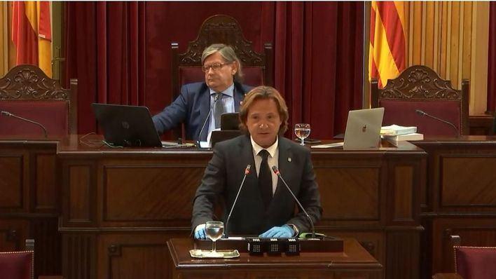 Vox acusa a Armengol de 'mentir' sobre la recuperación económica de Baleares