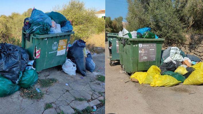Cinco sanciones en la campaña 'No abandonis els trastos i voluminosos' del Ayuntamiento de Felanitx