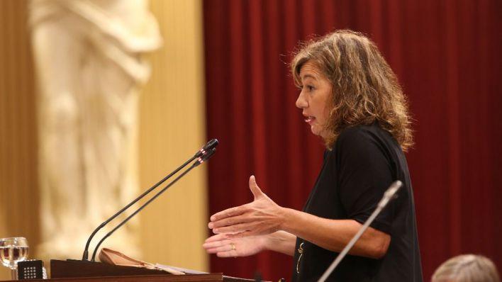 Armengol asegura que los presupuestos estatales de 2022 incluirán el REB