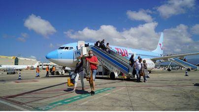 TUIfly prolonga hasta noviembre los vuelos a Baleares