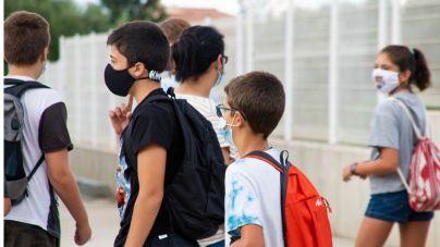 El 52,8 de encuestados cree que el curso escolar cuenta con garantías para evitar contagios