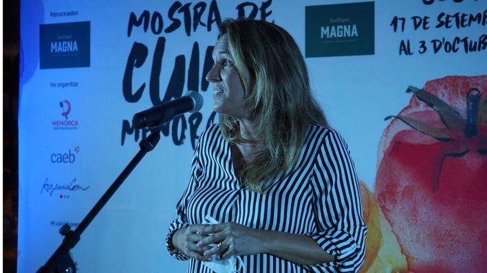 'Gracias a eventos como este el reconocimiento gastronómico ya va más allá de Menorca y esta Mostra lo demuestra'