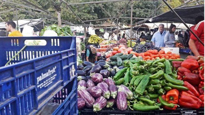 El mercado del Coll d'en Rabassa se hará también los sábados