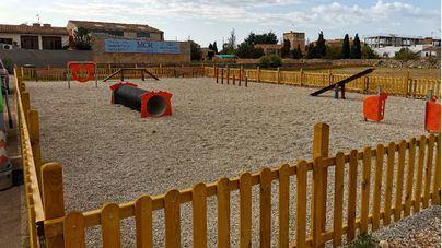 Santanyí cuenta con un nuevo parque canino de 330 metros cuadrados
