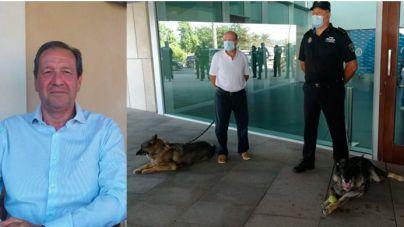 El mayor Quetglas y los agentes caninos jubilados, entre los condecorados en la Diada de la Policía de Palma