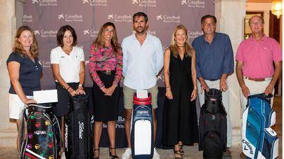 Alcanada Golf, en Port d'Alcúdia, acoge el torneo 'CaixaBank Banca Privada'