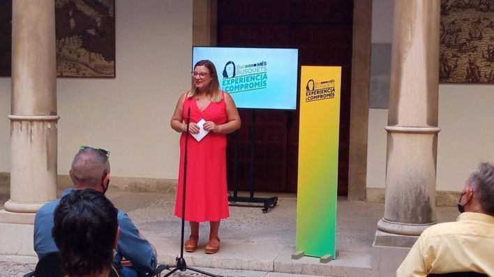 Bel Busquets se presentará a las primarias de Més para ser la candidata al Consell